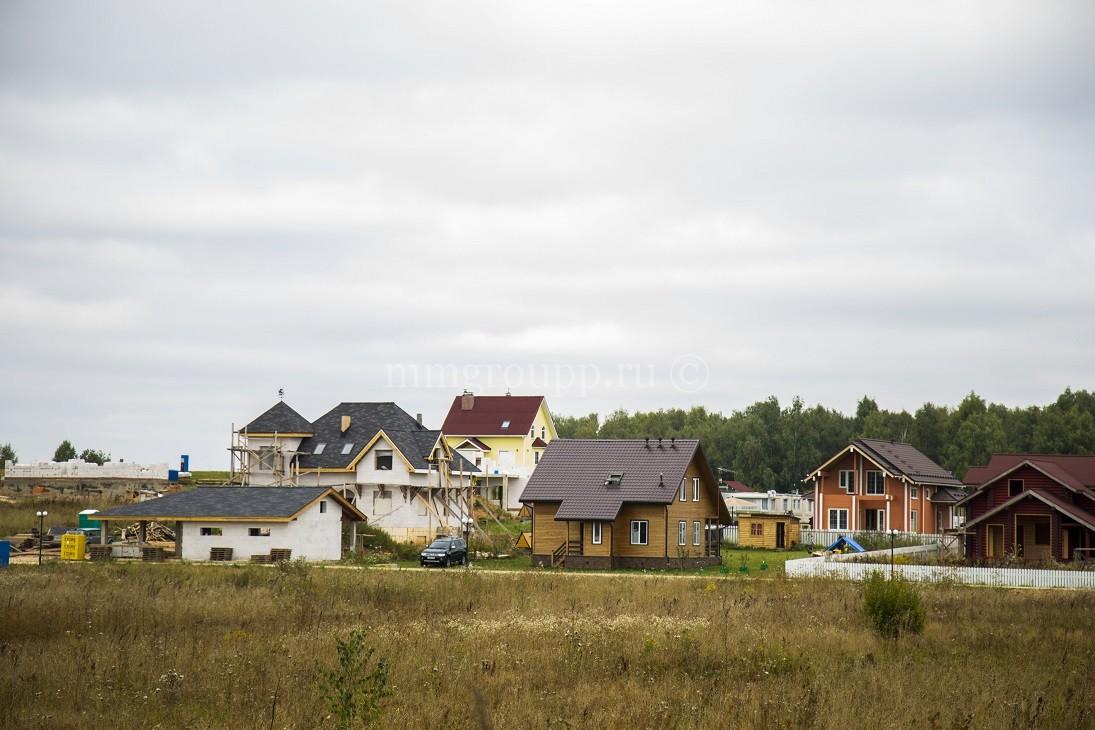 дачный поселок Волна