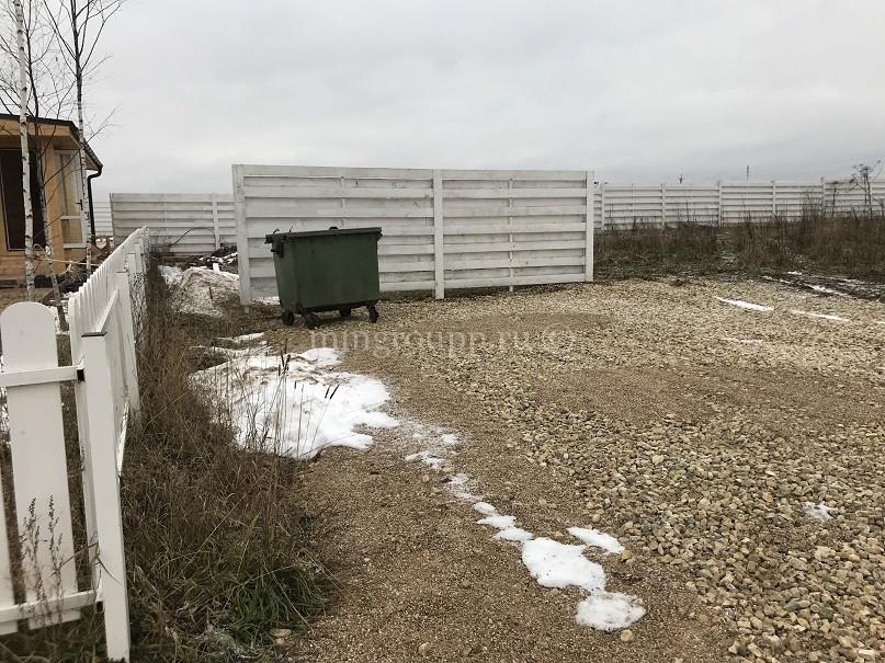 Контейнер для мусора - Березки 2