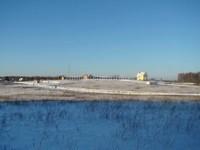 В поселке завершены все основные строительные работы