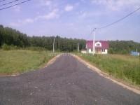 Завершено строительство дорог Парус 2