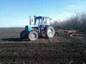 трактор в можайске