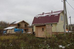 Дачный поселок Парус 2 в Можайске