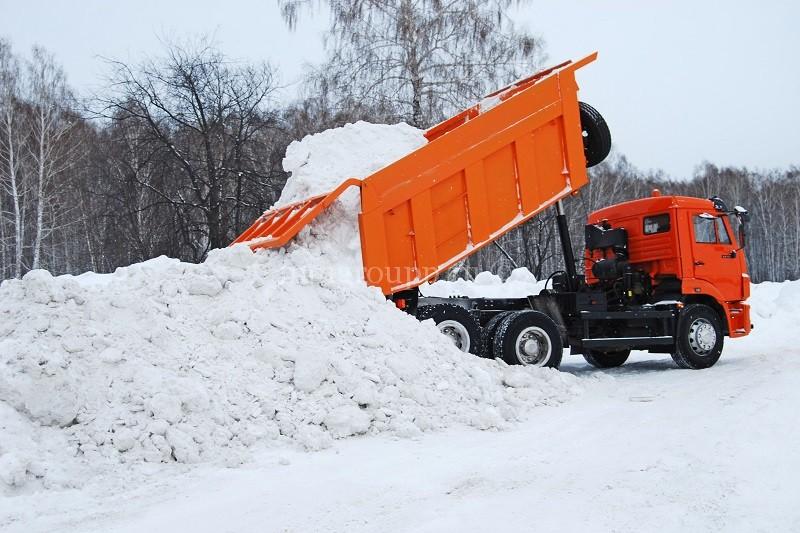 Вывоз снега Можайский район
