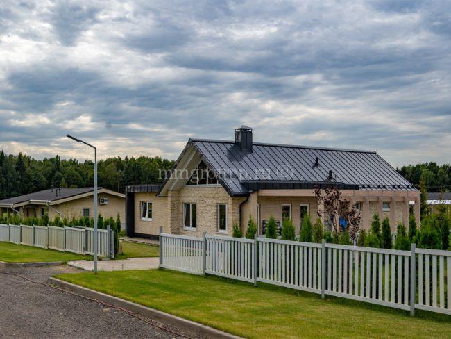 поселок Larsen Park